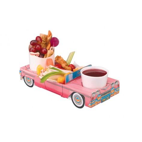 Otroški meni box Pink Cadillac Combi 295x120x55 mm, 250 kos