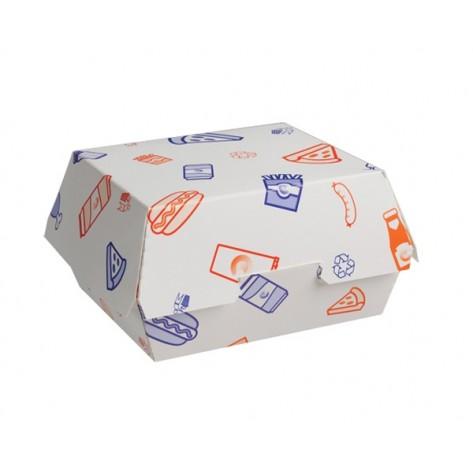 Embalaža za hamburger FF 50 kosov